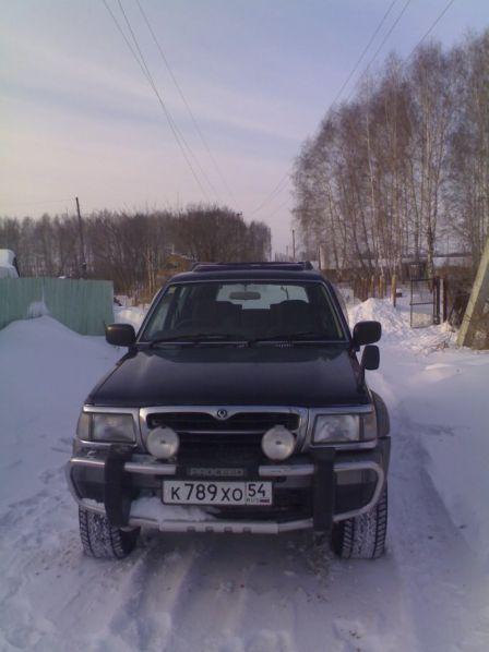 Mazda Proceed Marvie 1996 - ����� ���������