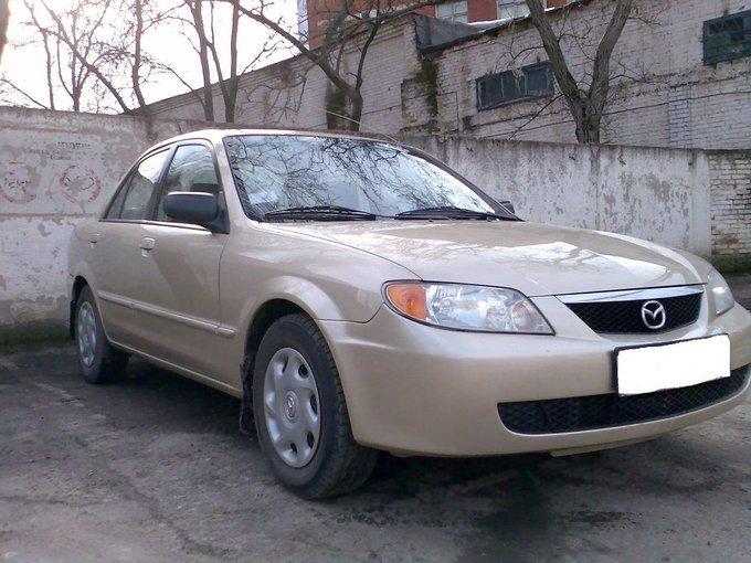 Mazda Protege.
