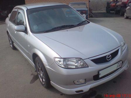 Mazda Protege 2003 - отзыв владельца