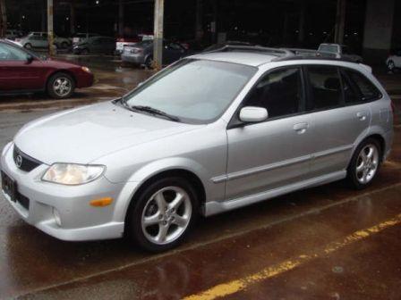 Mazda Protege5 2001 - отзыв владельца