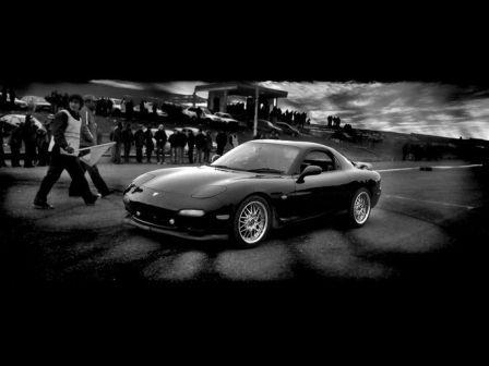 Mazda RX-7 1995 - отзыв владельца