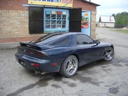 Mazda RX-7 1998 - отзыв владельца