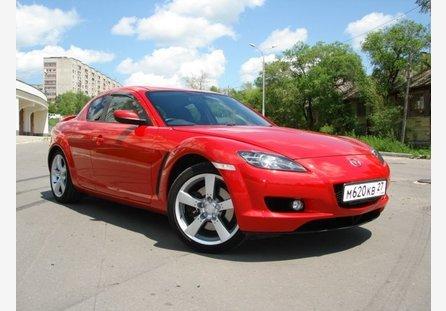 Mazda RX-8 2004 ����� ���������