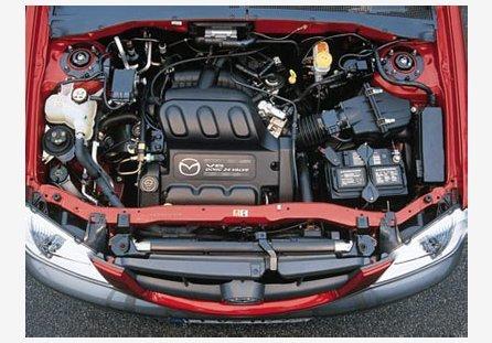 Mazda Tribute 2001 отзыв