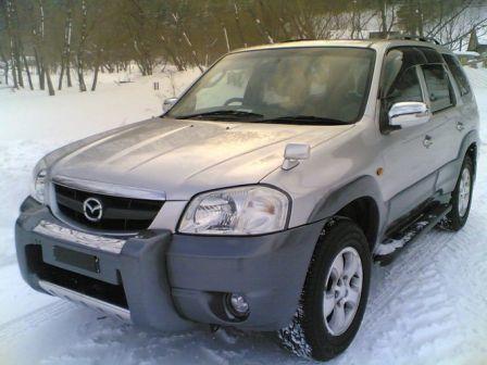 Mazda Tribute 2001 - отзыв владельца