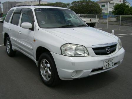 Mazda Tribute 2001 - ����� ���������