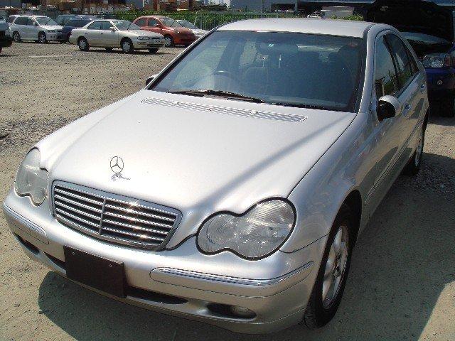 Mercedes-Benz C-Class.