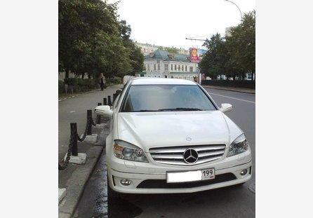 Mercedes-Benz C-Class 2009 ����� ���������