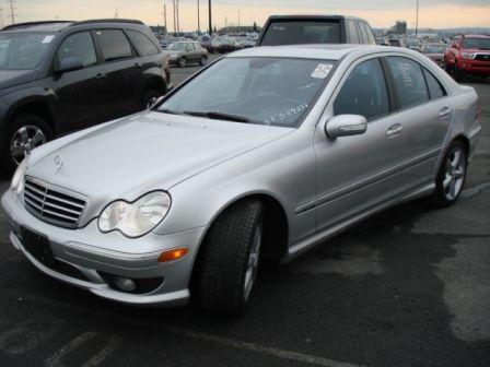 Mercedes-Benz C-Class 2004 - ����� ���������
