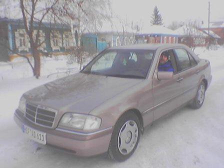 Mercedes-Benz C-Class 1994 - отзыв владельца