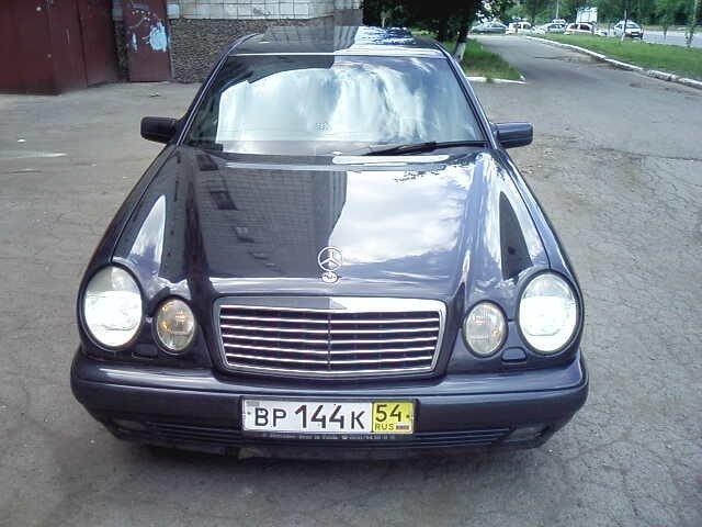 Mercedes benz e class 1997 2800 e280 204 for 1997 mercedes benz e320 review