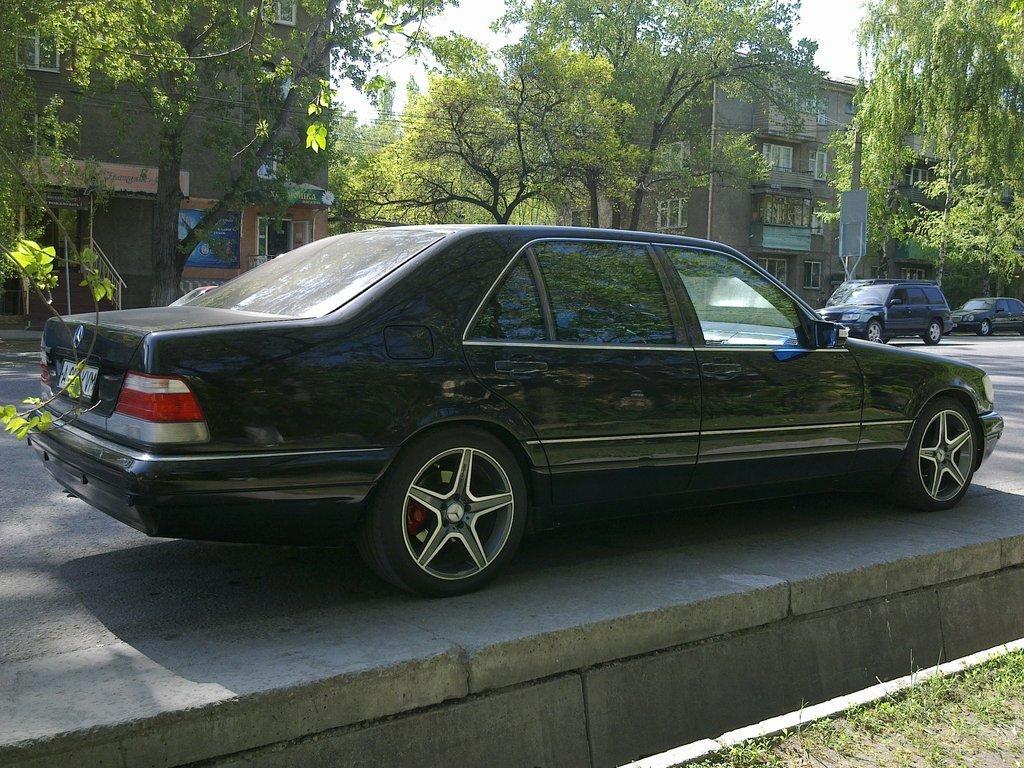 Обзоры б/у авто Mercedes S-Class (Мерседес S-Класс)