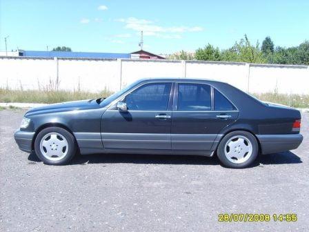 Mercedes-Benz S-Class 1995 - ����� ���������