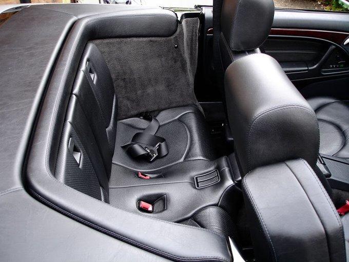Mercedes-Benz SL-Class.