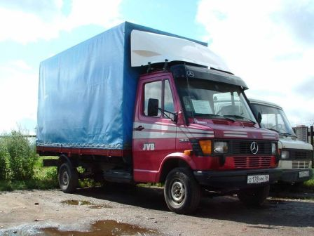 Mercedes-Benz Vito 1991 - отзыв владельца