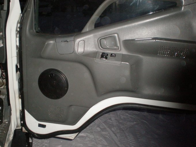 Mitsubishi Canter.
