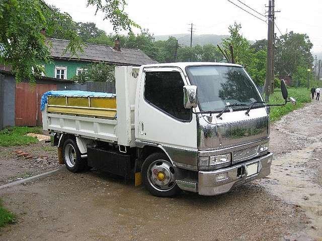 Mitsubishi Canter 1996 отзыв вла…