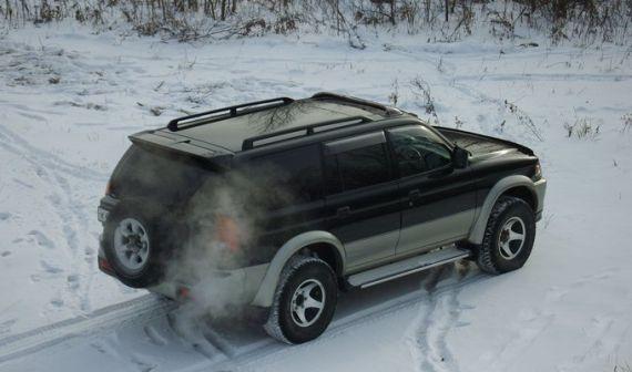 Mitsubishi Challenger 1996 - отзыв владельца