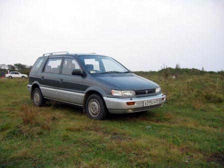 Mitsubishi Chariot 1994 - ����� ���������