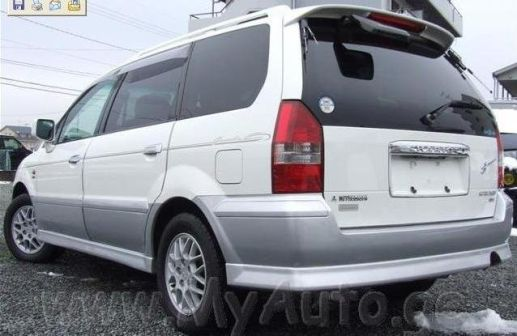 Mitsubishi Chariot Grandis 1999 - ����� ���������