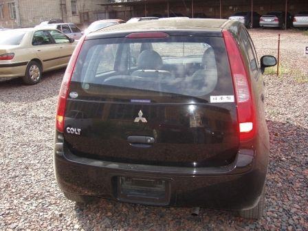 Mitsubishi Colt 2003 - ����� ���������