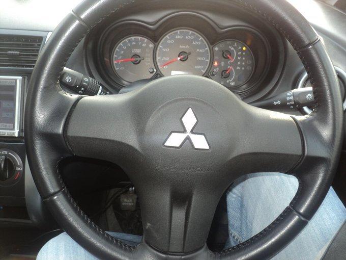 Mitsubishi Colt Plus.