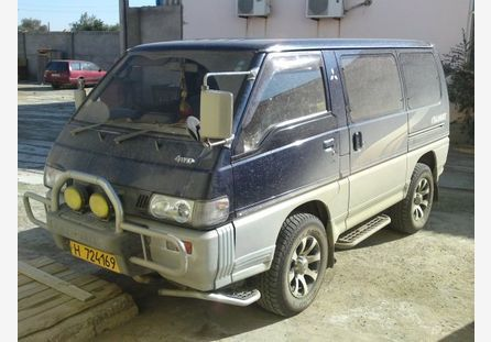 Mitsubishi Delica 1993 ����� ���������