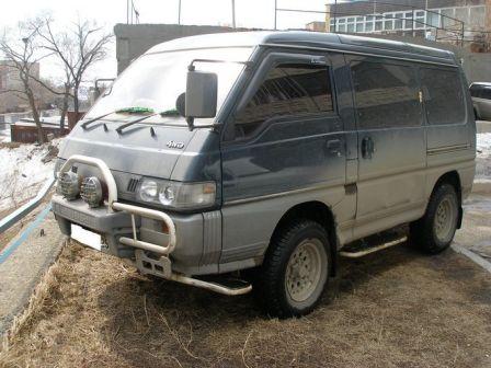 Mitsubishi Delica 1991 - ����� ���������