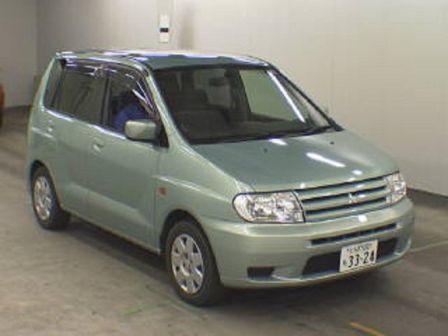 Mitsubishi Dingo 2001 - отзыв владельца