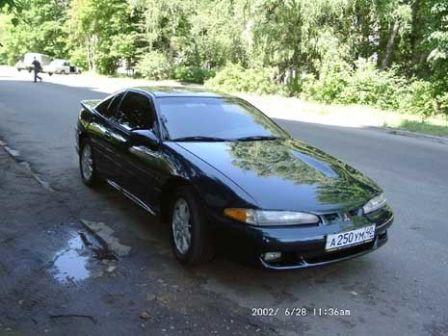 Mitsubishi Eclipse 1993 - отзыв владельца