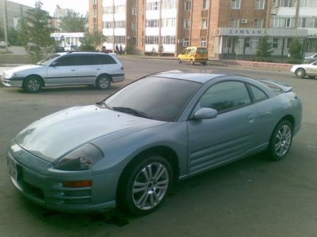 Mitsubishi Eclipse 2001 - ����� ���������