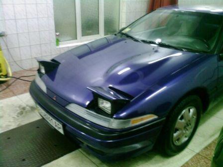 Mitsubishi Eclipse 1991 - отзыв владельца