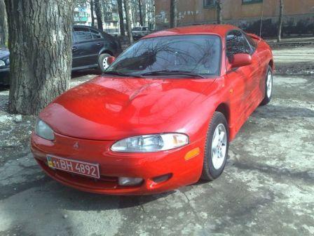Mitsubishi Eclipse 1996 - отзыв владельца