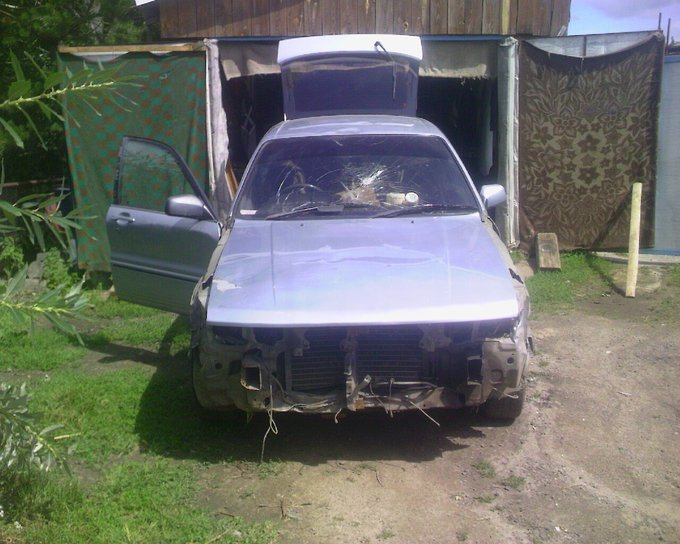 Mitsubishi Eterna.