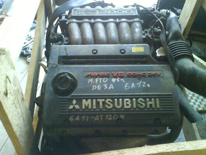 Mitsubishi FTO.