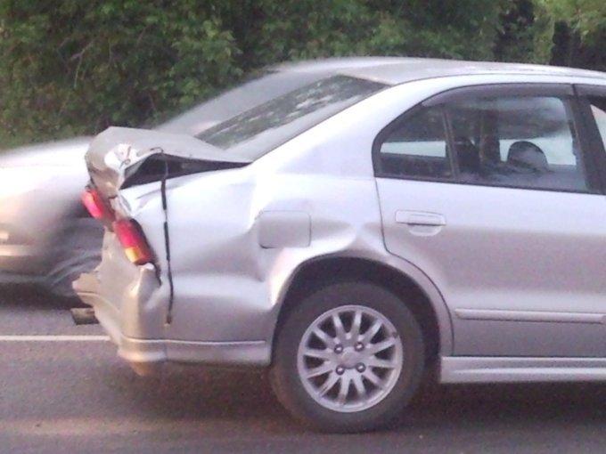 Mitsubishi Galant.