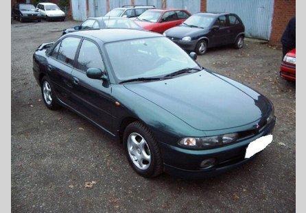 Mitsubishi Galant 1996 - ����� ���������