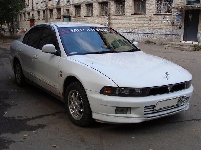 митсубиси галант 1997г двигатель gdi отзывы