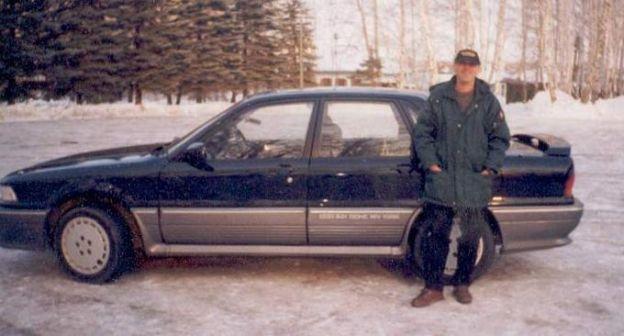 Mitsubishi Galant 1990 - ����� ���������