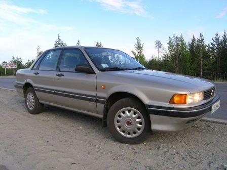 Mitsubishi Galant 1989 - ����� ���������
