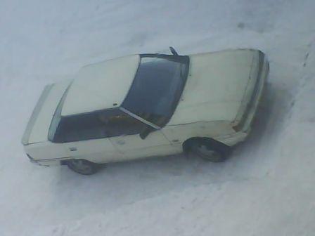 Mitsubishi Galant 1986 - отзыв владельца