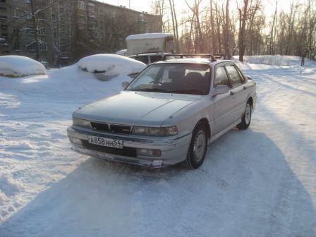 Mitsubishi Galant 1988 - отзыв владельца