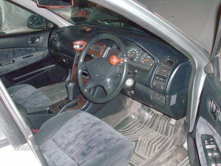 Mitsubishi Galant 1997 - отзыв владельца
