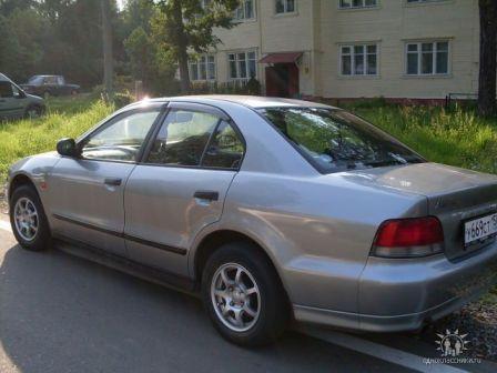 Mitsubishi Galant 1997 - ����� ���������