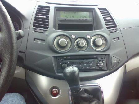 Mitsubishi Grandis 2007 - отзыв владельца