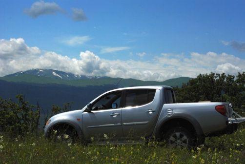 Mitsubishi L200 2008 - ����� ���������