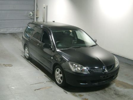 Mitsubishi Lancer 2003 - отзыв владельца