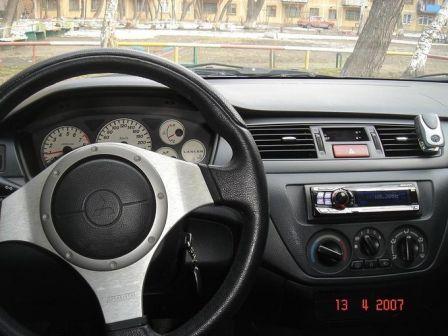 Mitsubishi Lancer 2004 - ����� ���������
