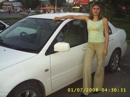Mitsubishi Lancer 2004 - отзыв владельца