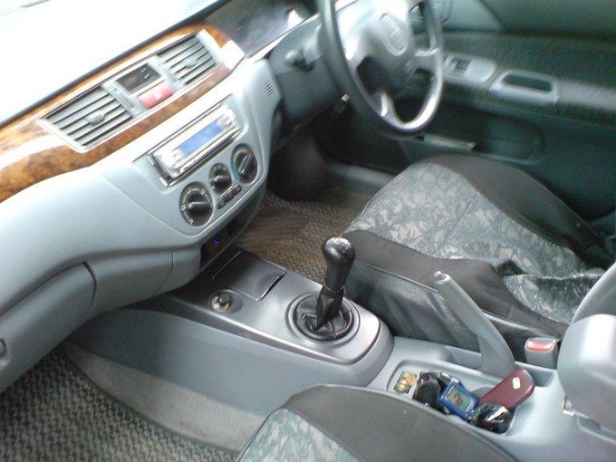 Mitsubishi Lancer Cedia.